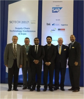 Ptak Prize 2016 Winners at SCTECH 2017